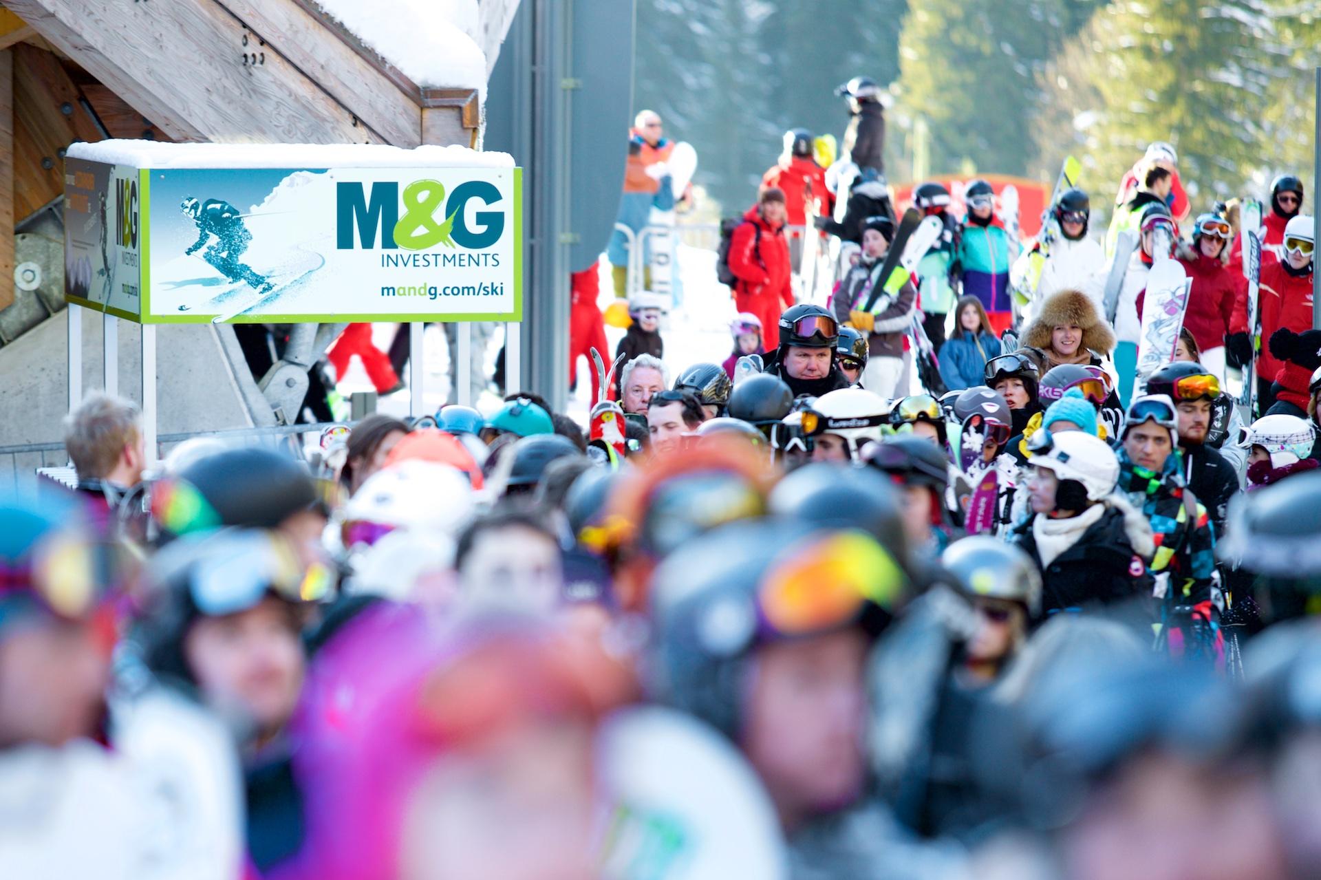 M&G Ski Racks