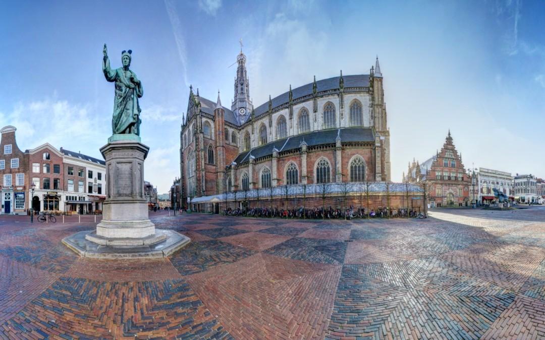 St. Bavo Church in Haarlem