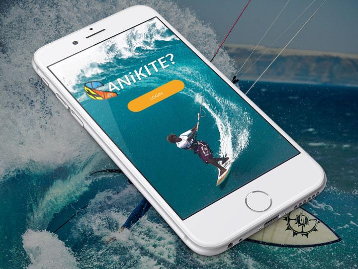 Can I Kite? App Prototype