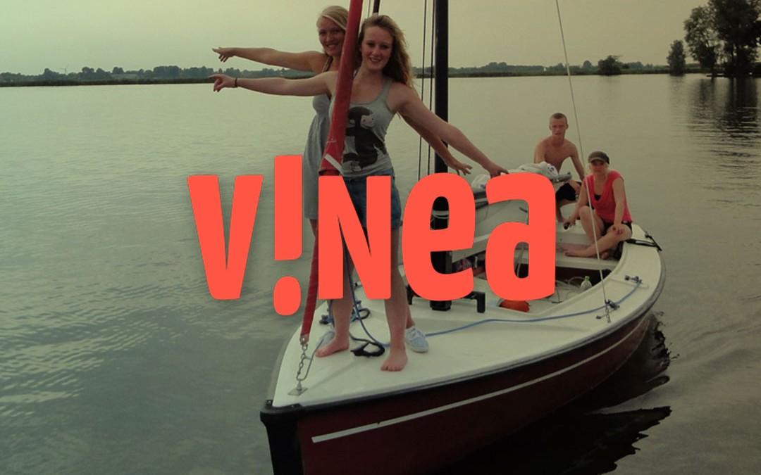 Vinea.nl – UX Design
